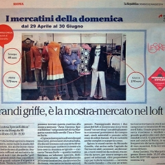 "LaRepubblica Grandi Griffe • <a style=""font-size:0.8em;"" href=""http://www.flickr.com/photos/79134792@N06/14329434786/"" target=""_blank"">View on Flickr</a>"