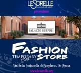 FASHION STORE 6/7/8 Luglio Scuderie di Palazzo Ruspoli