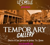 TEMPORARY GALLERY 16-17 MARZO PIAZZA SAN LORENZO IN LUCINA