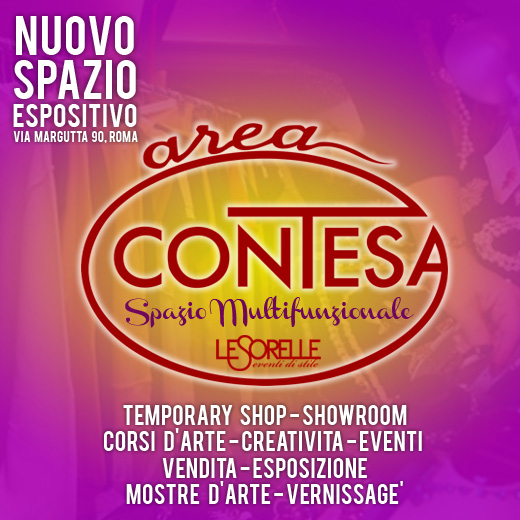 AREA CONTESA 21/22/23 DICEMBRE TEMPORARY SHOP VIA MARGUTTA