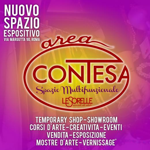 AREA CONTESA 22-23-24 MARZO TEMPORARY SHOP VIA MARGUTTA