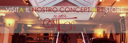 (Italiano) AREA CONTESA – Concept Art Store