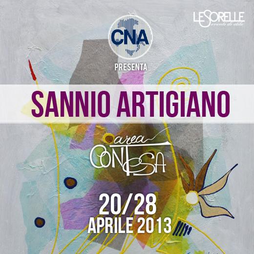 SANNIO ARTIGIANO 20-28 APRILE – AREA CONTESA VIA MARGUTTA