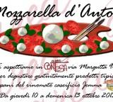 MOZZARELLA D'AUTORE 10-11-12-13 OTTOBRE – AREA CONTESA