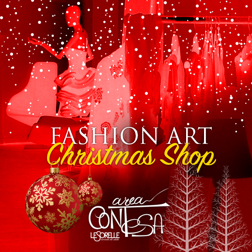 FASHION ART 12-13-14 DICEMBRE – CHRISTMAS SHOP