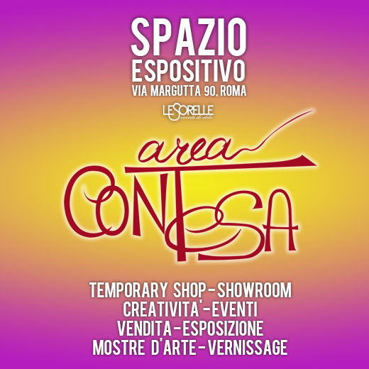 AREA CONTESA 3-8 NOVEMBER – FASHION ART VIA MARGUTTA