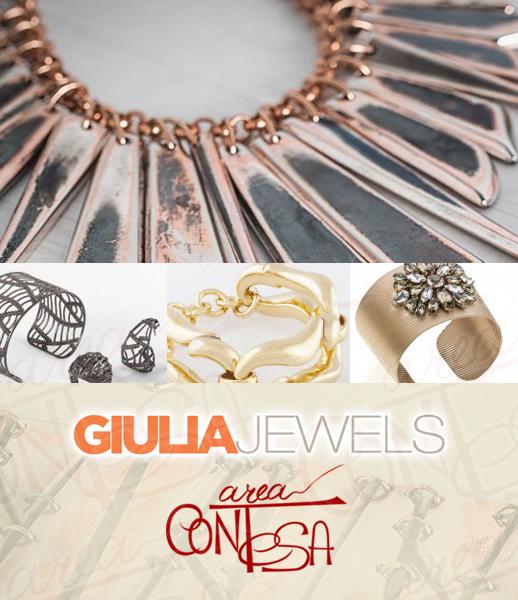 GIULIA JEWELS 8/13 DECEMBER – AREA CONTESA