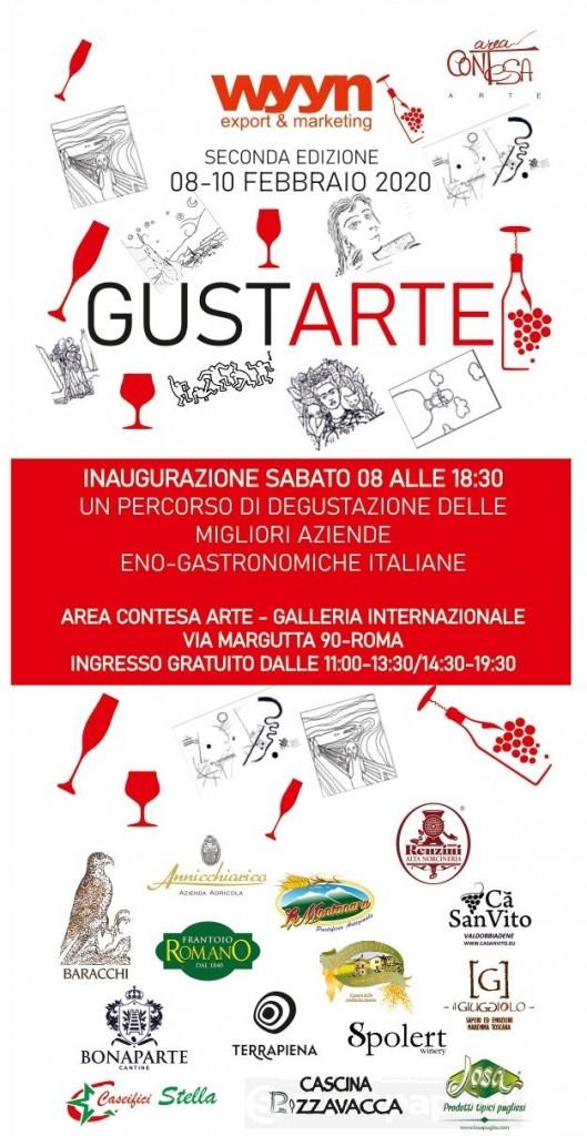 (Italiano) GUSTARTE